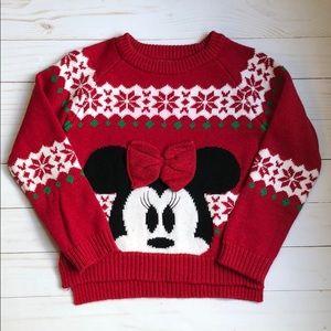 Disney Minnie Sweater